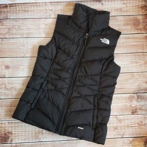 Northface womens 550 vest size XS